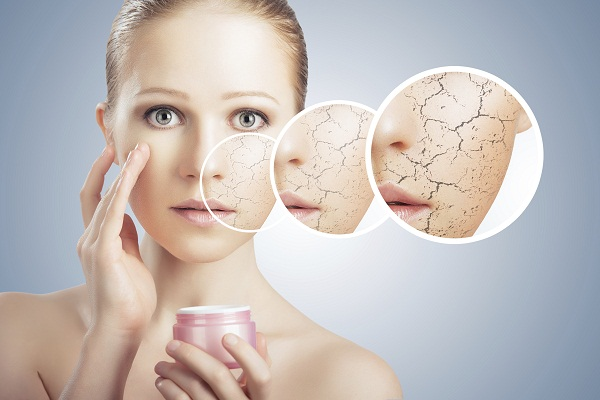 Phương pháp chăm sóc da bị bong tróc khô ráp