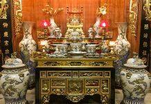 Lý giải tại sao bàn thờ có 3 bát hương