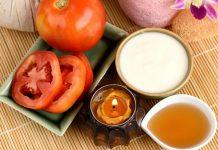 Tác dụng trị mụn khi đắp mặt nạ cà chua sữa tươi đúng cách