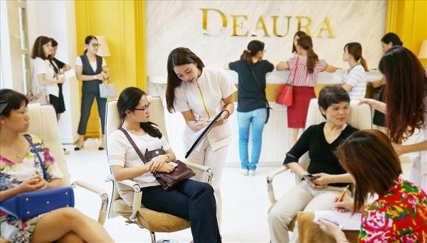 Thương hiệu Deaura ngày càng được phái đẹp tin tưởng