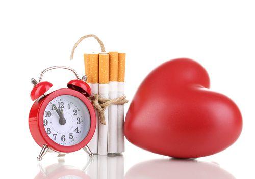 Bật mí sự thật về việc bỏ thuốc lá gây tăng huyết áp