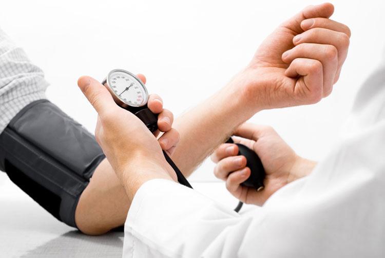 Huyết áp là áp lực đẩy trong các mạch máu