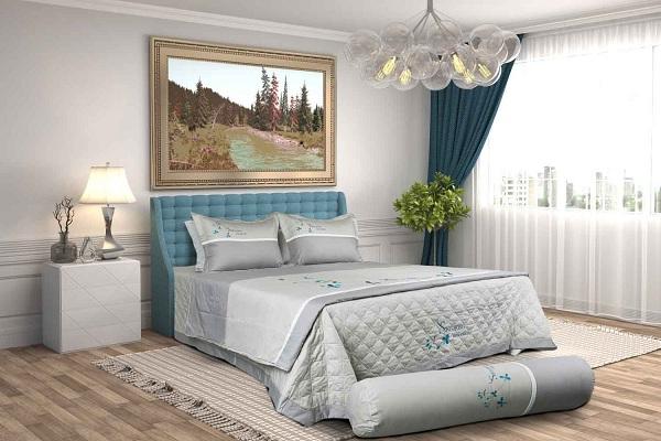 hướng kê giường phong thủy