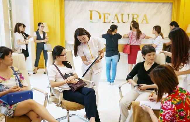 Deaura hỗ trợ khách hàng trả góp