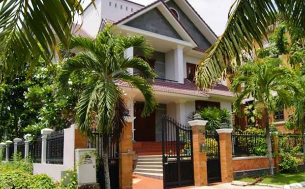 Cây hợp phong thủy trước nhà : cây dừa