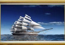 tranh phong thủy cho người mệnh thủy thu hút tài lộc