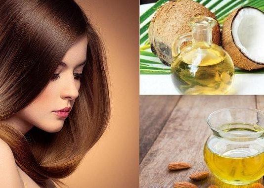 Công dụng của dầu dừa cho tóc