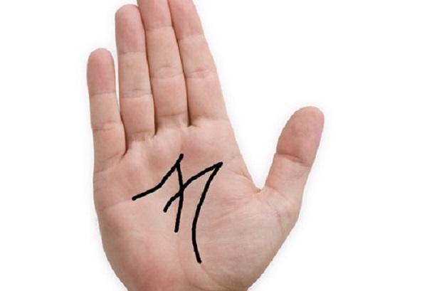 Đường chỉ tay hình chữ M có ý nghĩa gì?