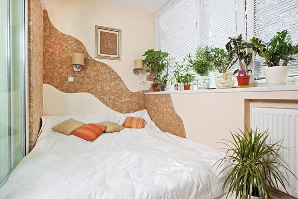 Lưu ý quan trọng nếu muốn đặt cây xanh trong phòng ngủ