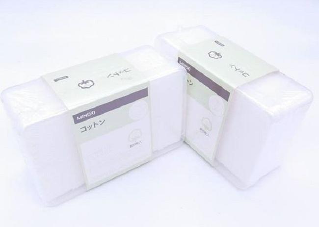 Công dụng của bông tẩy trang 1000 miếng miniso