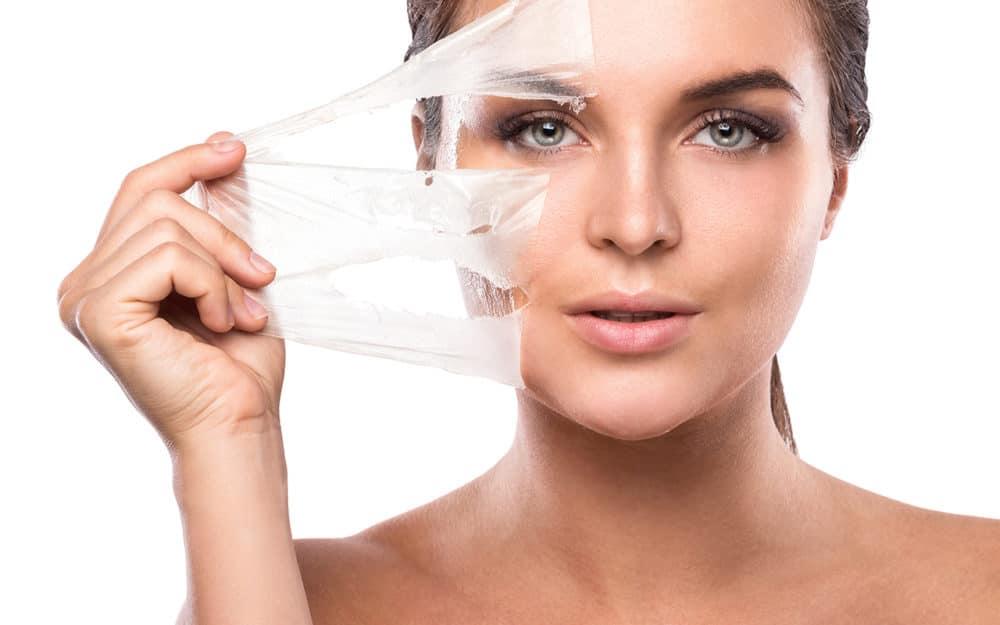 Công nghệ Peeling trị thâm tận gốc cho làn da sáng mịn, trẻ trung