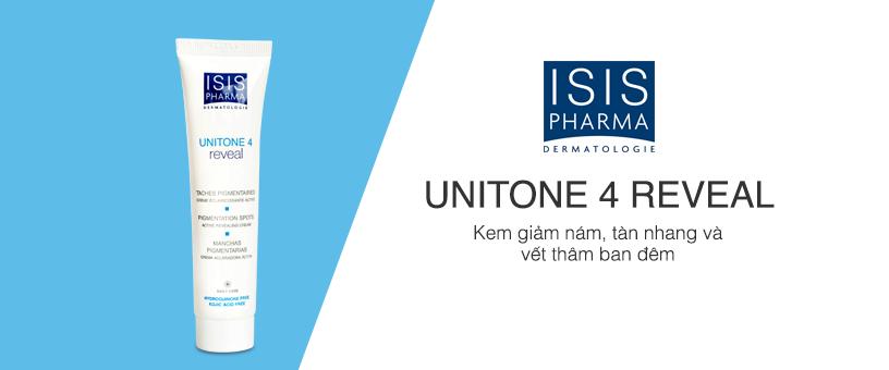 Thành phần dinh dưỡng của kem trị nám Unitone 4